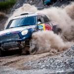 Al-Attiyah maintains lead in Dakar Rally