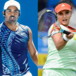 Leander Paes, Sania Mirza move to the quarter finals of Australian Open